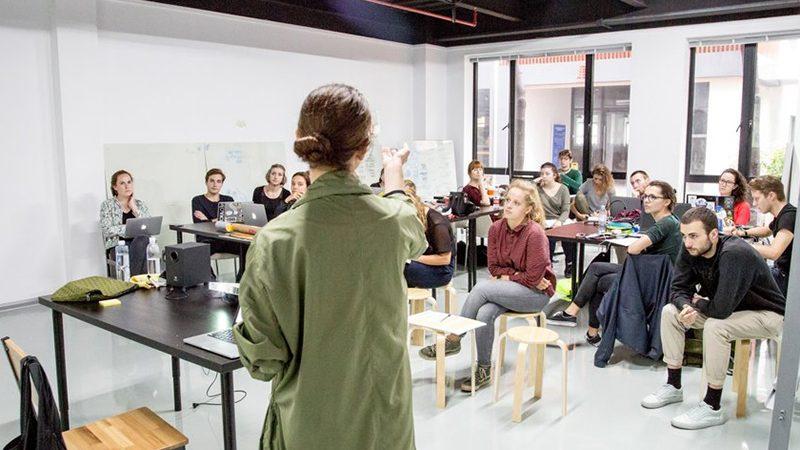 Que propose une école de design ?